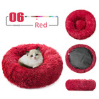 Round Cat Bed House ...