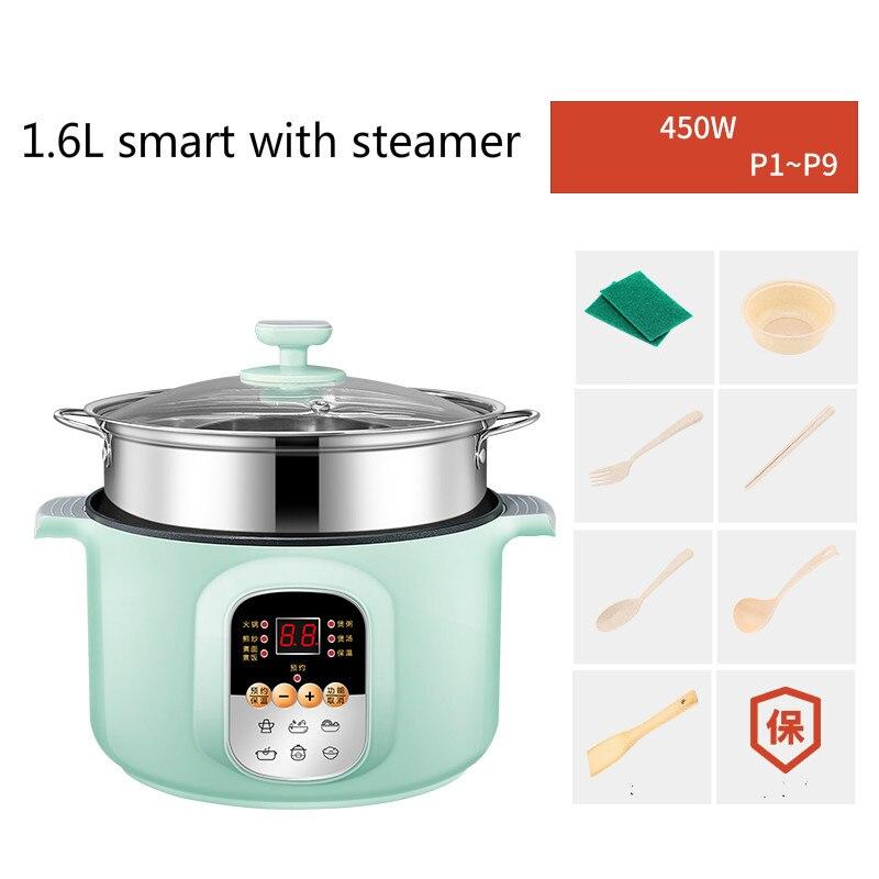 Небольшая электрическая рисоварка для 1-2 человек мини одиночный бытовые многофункциональные электрические плита для 2-3 человек