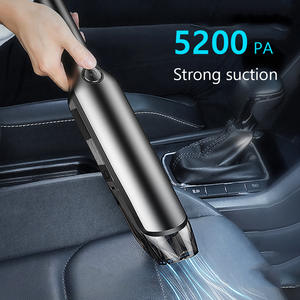 Cleaning-Machine Vacuum-Cleaner Rechargeable Household 2000mah for Home Office