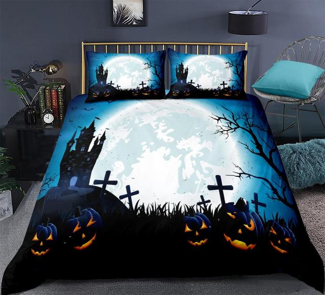 Halloween Bed Sets 3 pcs