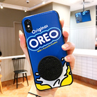 3D Cute Oreo Milk Co...
