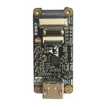 Ostatni Raspberry Pi ZERO Adapter HDMI pokładzie interfejs HDMI do CSI 2 TC358743XBG dla 3B 3B + D3 003