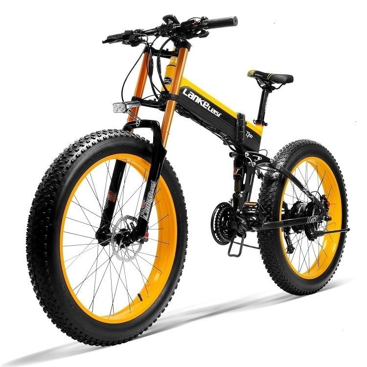 EU Quality XT750Plus 1000W E-bike 26 inch Fat Tire 1000W Electric Bike 1000W Electric Bicycle w 3