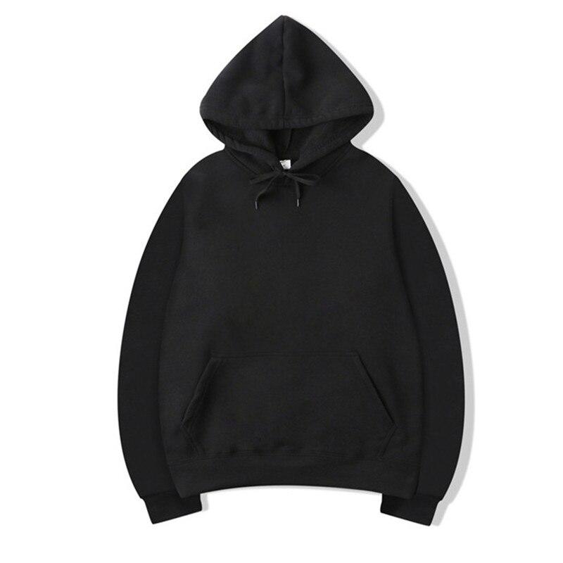 2019 New Casual Pink Black Gray Blue HOODIE Hip Hop Street Wear Sweatshirts Skateboard Men/Woman Pullover Hoodies Male Hoodie