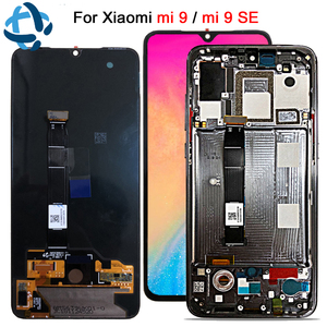 Image 1 - Amoled For Xiaomi Mi 9 LCD MI9 Display Digitizer Assembly Touch Screen M1903F Replacement For Xiaomi Mi9SE LCD Mi 9 Mi9 SE