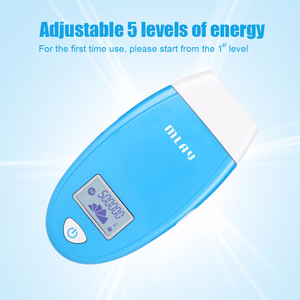 Image 5 - FDA Original factory MLAY Hot sales home use IPL hair removal laser IPL hair removal device 500000 shots for free shipping