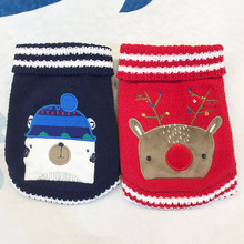 Pet Dog Clothes Autumn Winter Chihuahua Puppy Cat For Small Dogs Clothing Christmas Sweater Warm Pets Clothing Ropa Para Perros hot pets dog hoodies puppy coats jackets for chihuahua maltese cat costume dogs clothes ropa para perros xs xxl clothing