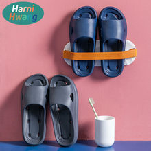 Bathroom Leaking slippers, Female Indoor non-slip Easy To clean, Home Couple Four Seasons Eva Sandals And Slippers