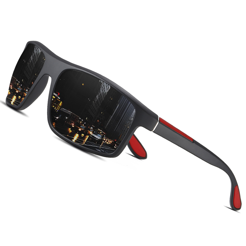 AOFLY Original Case Brand Design Polarized Sunglasses Men Fashion Male Eyewear Sun Glasses Travel Fishing Oculos Gafas De Sol