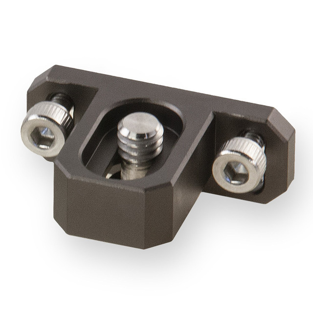 Adaptador de lente suporte para câmera bmpcc 4 k gaiolas tilta cinza TA T01 LAS G