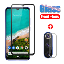 Premium Tempered Camera Lens Glass for Xiaomi Mi A3 Mi A 3 Screen Protector Xiomi Mi A2 A3 Lite Mia3 Mi 9T Protective Full Glass ven a mi