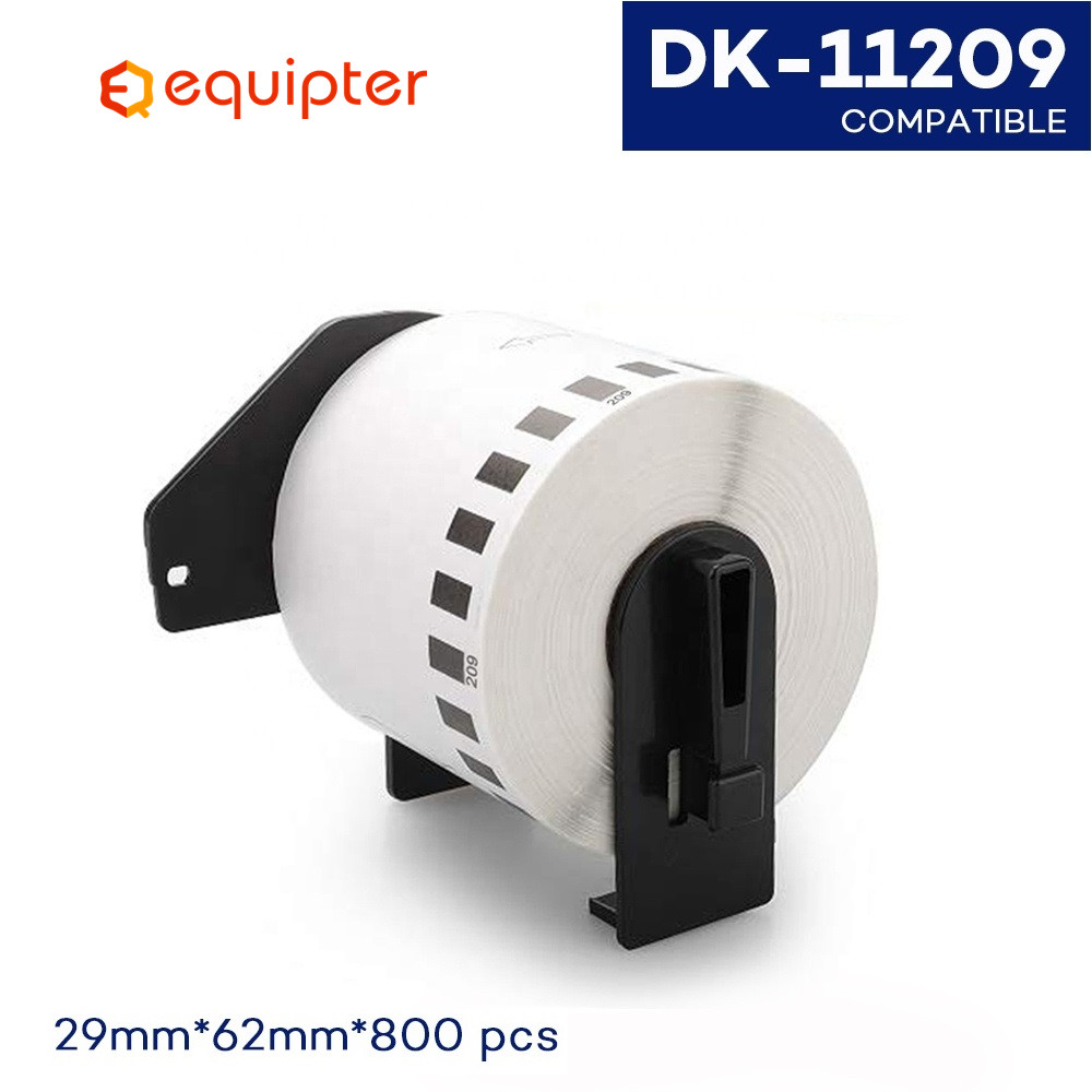 Compatible DK11208 Thermal 38x90mm Shipping Labels For Brother Machines