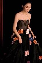 цена на tailor shop evening gowns flower dress black tulle dress seamstress shop evening dresses black mesh dress custom make any design