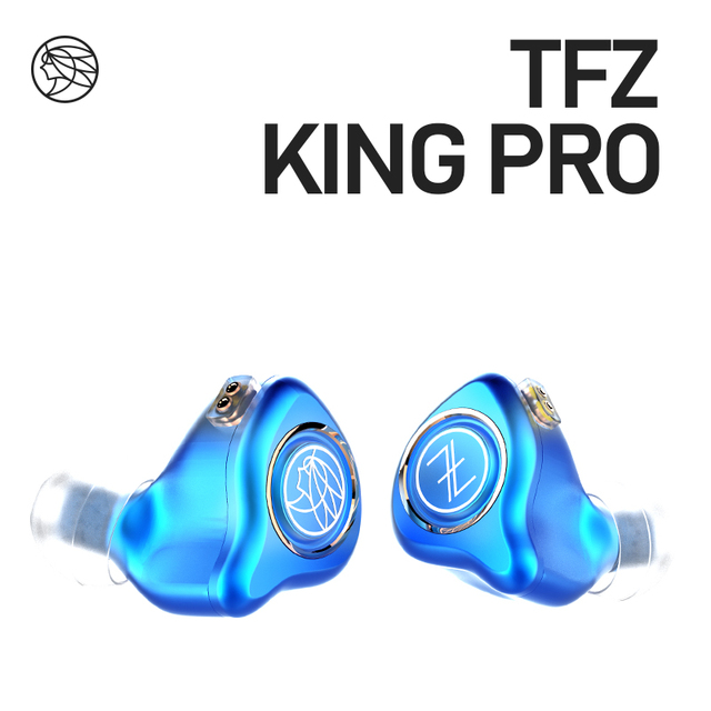 The Fragrant Zither/ KING PRO Neckband HIFI Monitor Earphones, TFZ In Ear sports Hifi Earbuds Bass Earphones Metal earphone 1