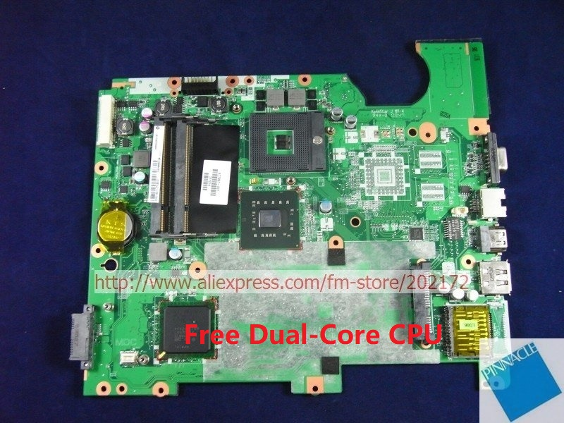 577997-001 Free CPU Motherboard for HP G61 Compaq Presario CQ61 DAOOP6MB6D0 image