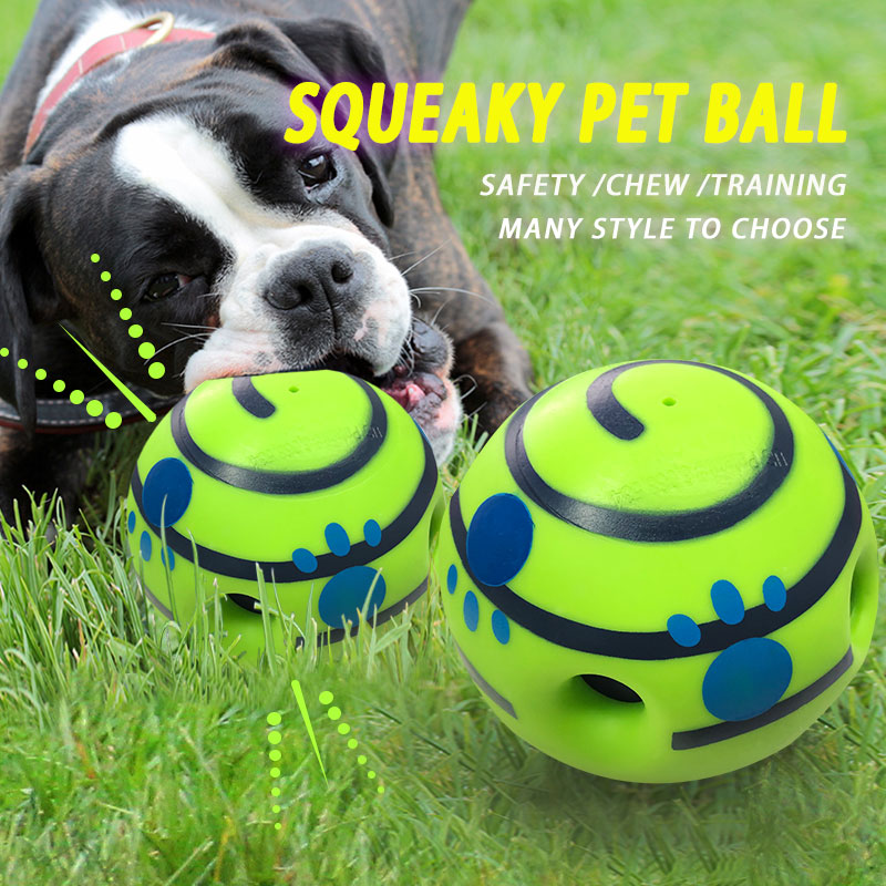 Interesting toy dog pet sofa Interactive Vocal Ball Dog Chewing Dog Tooth Ball Clean Food Ball Additionally Strong Rubber Ball