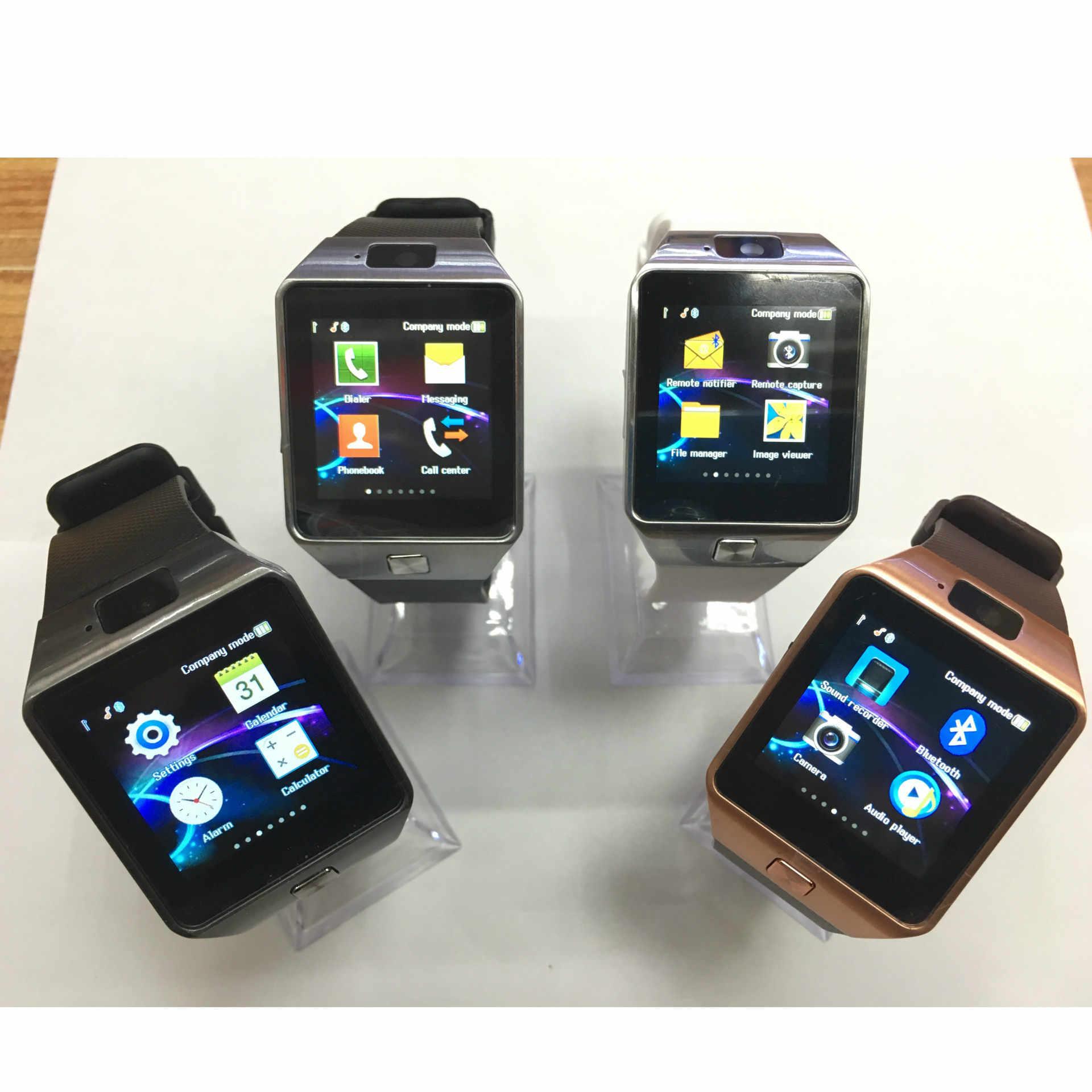 DZ09 بلوتوث ساعة ذكية Smartwatch TF سيم كاميرا الرجال النساء ساعة يد رياضية لسامسونج هواوي شاومي أندرويد الهاتف PK A1 Z60