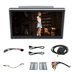 10.1 Inch 2Din Android 8.1 Universal Car Mp5 Player Gps Navigation Wifi Bluetooth Fm Radio