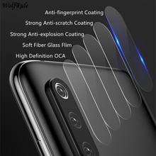 For Xiaomi Redmi 9A Glass Screen Protector 2.5D Full Glue Full Cover Tempered Glass Film For Xiaomi Redmi 9 A Glass For Redmi 9A
