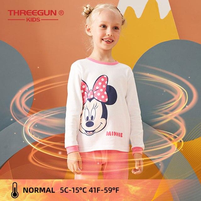 Thermal Underwear for Preteen Girls 4