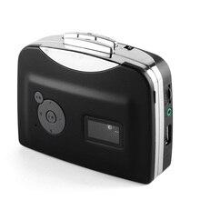 Кассетный проигрыватель Проигрыватель портативная лента для аудио MP3 конвертер формата USB флэш-накопитель