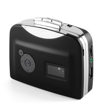 цена на Cassette Player Record Player Portable Tape To Audio MP3 Format Converter to USB Flash Drive