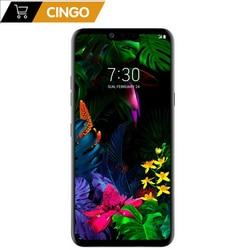 LG G8 ThinQ G820UM G820N Оригинальный разблокированный LTE Android телефон Snapdragon 855 Восьмиядерный 6,1 дюйма 6 ГБ и 128 ГБ 16 МП и 12 Мп отпечаток пальца NFC