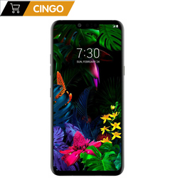 LG G8 ThinQ G820UM G820N Originale Sbloccato LTE Telefono Android Snapdragon 855 Octa Core 6.1 6GB e 128GB 16MP e 12MP di Impronte Digitali NFC