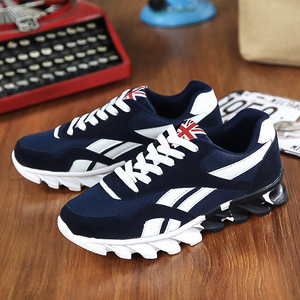 Image 5 - 2019 New Spring Autumn Men Running Shoes For Outdoor Comfortable MenTrianers Sneakers Men Sport Shoes