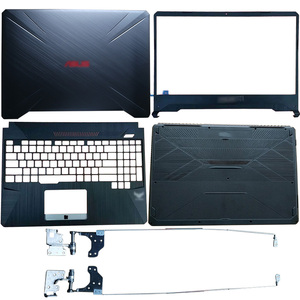 NEW For ASUS FX505 FX86 FX86S FX86F FX86SF FX95 FX95D FX95G Laptop LCD Back Cover/Front Bezel/Hinges/Palmrest/Bottom Case