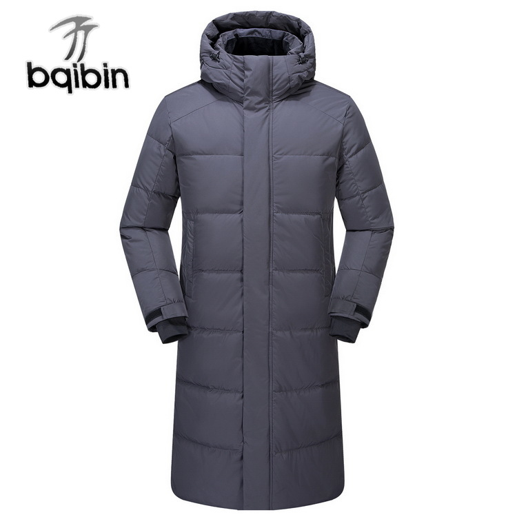 2019 Winter Men   Down     Coat   Fashion Classic   Down   Jacket High Quality Parka Men's Casual Business Men's Thickening Warm   Coat