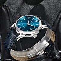 PAGANI DESIGN-relojes deportivos y de ocio de acero inoxidable, reloj mecánico de cristal de zafiro, resistente al agua