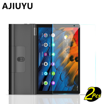 "Lenovo Yoga Tab 5 YT-X705F YT-X705X cam temperli cam yoga akıllı tab5 10.1 ""Tablet ekran koruyucu cam film kılıfı"