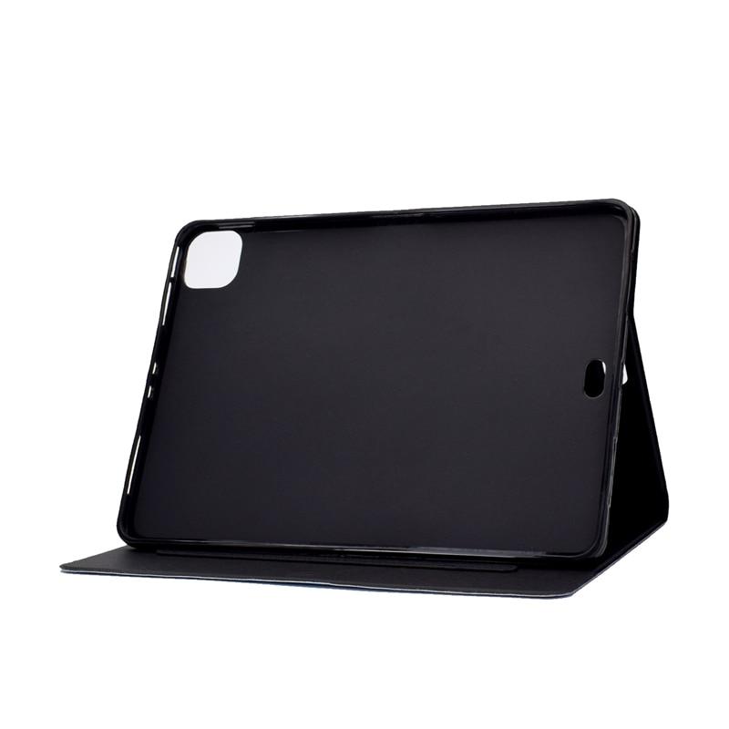 Air inch Ipad For For Leather Thin Air4 2020 Case 10.9 IPad Apple 4 Bear Cover Cartoon