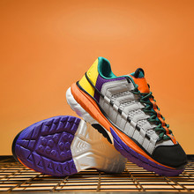 Stylish men's casual shoes breathable wear-resistant sneakers outdoor lightweigh