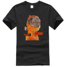 Can Tago Mago German Krautrock Retro Cool Hipster Vintage T Shirt B250(China)