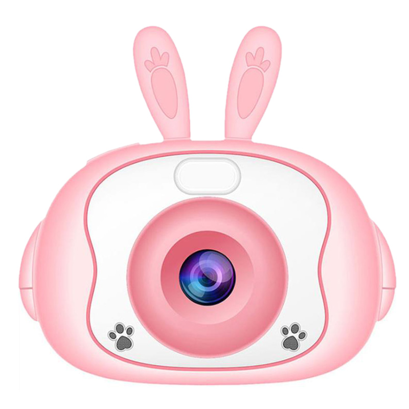 12 MP Kids Camera IPS 2.4 Inch Digital Cameras For Kids, Kids Video Camera With 32GB SD Card Mini Cartoon Child Camcorder For Gi