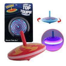 Edge Light Up гироскоп мигание спиннинг топы вечеринка сувениры дети игрушка B36E