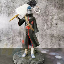 Anime Naruto Shippuden Action Figure Hoshigaki Kisame PVC Figure Toy Statue Model Collection In Box 28cm Xmas Gift
