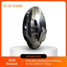 Electric Unicycle Motor Gotway Mcm5 Battery Tire14x2.5inch Max-Speed 1500W Ce Novice