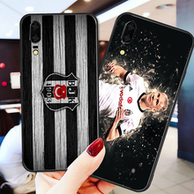 Yinuoda Phone Case For Besiktas FC Huawei P9 lite P10 Shell DIY Domagoj Vida P8 2017 mate 10 P30 NOVA