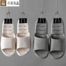 Youpin Puxi тапочки, 6 цветов, легкие удобные Тапочки для ванной, Mijia обувь для мужчин и женщин