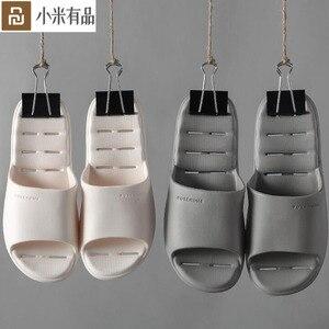 Image 1 - Youpin Puxi Zapatillas ligeras y cómodas para baño, Zapatillas para hombre y mujer, 6 colores