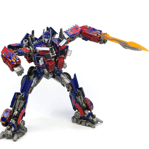 Image 3 - with box WJ Transformation MPM04 OP Commander Swordsman Alloy Deformation Children Toys Action figure robot Kids Gifts