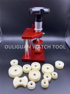 Image 3 - Rodzaj śruby Case ograniczenie maszyny narzędzie wysokiej precyzyjny zegarek prasa do konserwacji zegarmistrza