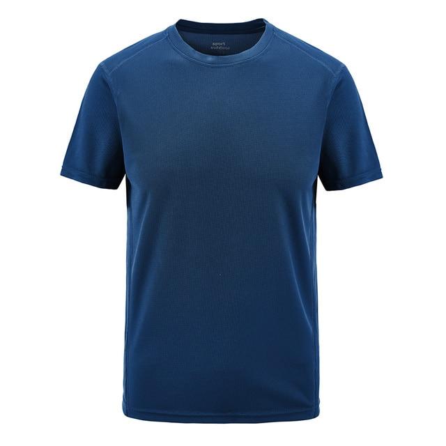 PEILOW plus size L 6XL 7XL 8XL Spring Summer Men s Short Sleeve T-shirt Quick Dry Breathable Fitness Hip Hop T-shirts Men
