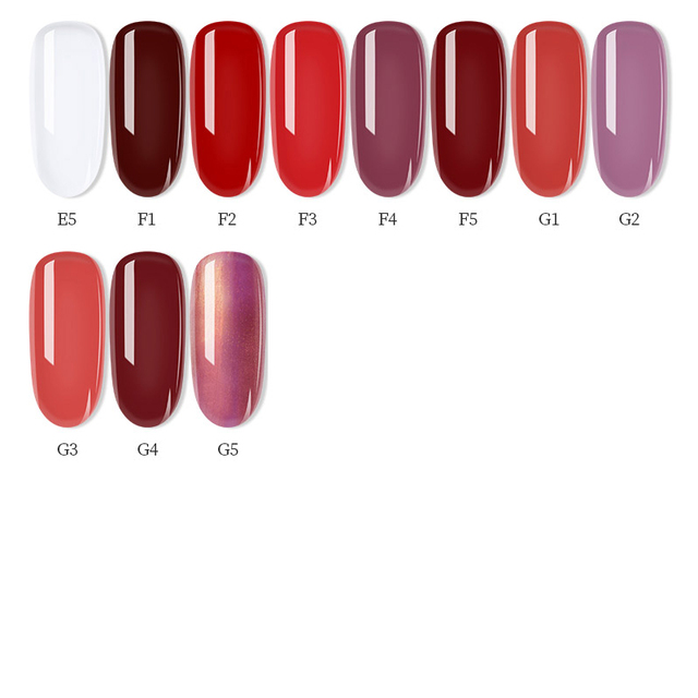 PinPai 6ml Water Based Peel Off Nail Polish Long Lasting Easy Remove Nail Paint Lacquer Enviromental Manicure Red Color Varnish 6