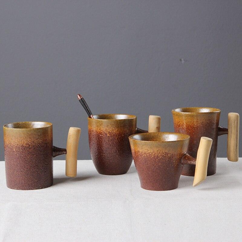 Keramische koffiemokken