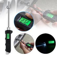 Car Tyre Pressure Gauge Motorbike LCD Display Digital Tire Pressure Gauge Meter Tester 150PSI