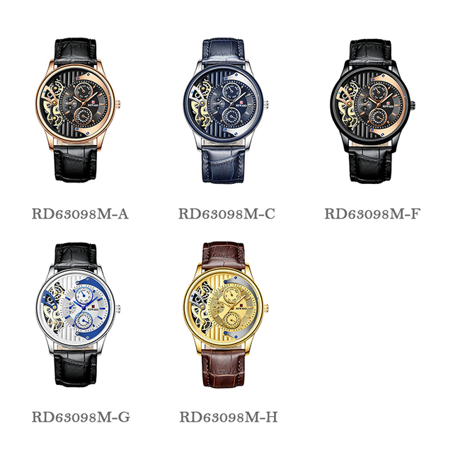 2019REWARD Watch Men Fashion Sport Quartz Clock Mens Watches Top Brand Luxury Business Waterproof Wrist Watch Relogio Masculino